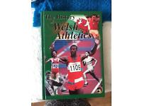 History of Welsh athletics signed copy