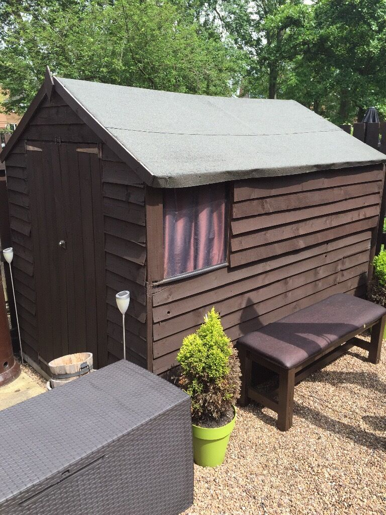 6x8ft garden shed - Garden Sheds Gumtree