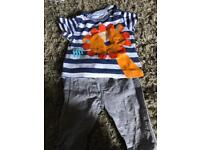 Boys 3-6 months outfit