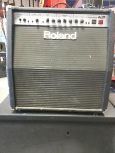 Roland Guitar amp (45823) We sell used amps ans audio equipment.