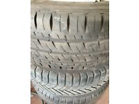 sprinter wheel and tyre hankook