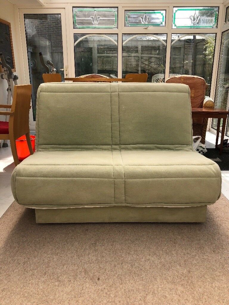 check out 51a50 6ac7f Double Size Slumberland Sofa Bed Good Condition | in Basingstoke, Hampshire  | Gumtree