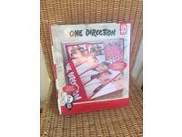 One Direction bundle including brand new duvet set