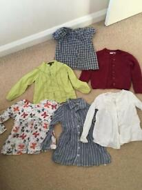 Girls clothes bundle 4-5 years