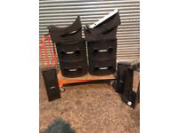 Bose 802s & 402s, Controllers & accessories. £900