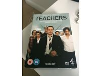 Teachers DVD - Series 1-4