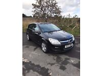 Vauxhall Astra, 1.6 ltr, 57 plate, low mileage (48K), black