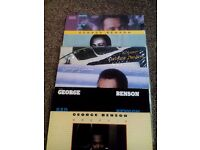 George Benson. Six vinyl albums all in excellent condition