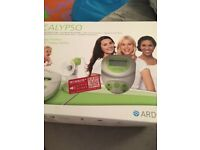 Calypso single breast pump, almost new