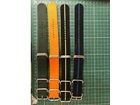 NATO watch straps 26mm suit Fenix 2 and Fenix 3 models