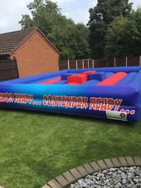 Inflatable Gladiator Ring For Hire