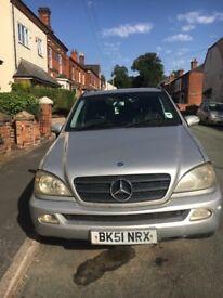 Mercedes 7 seater (quick sale)