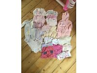 Baby Girls Bundle, 0-3