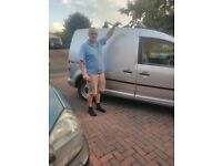 74000 real miles mots to back up vw caddy van superb driver and condition