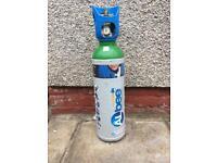 10 ltr Argon gas bottle FULL