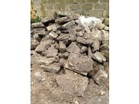Free Yorkshire Stone and Rubble, Collection Only