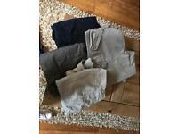 4 x men's trousers