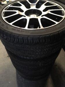 """Acura TL Sport Alloys & Tires 18"""""""