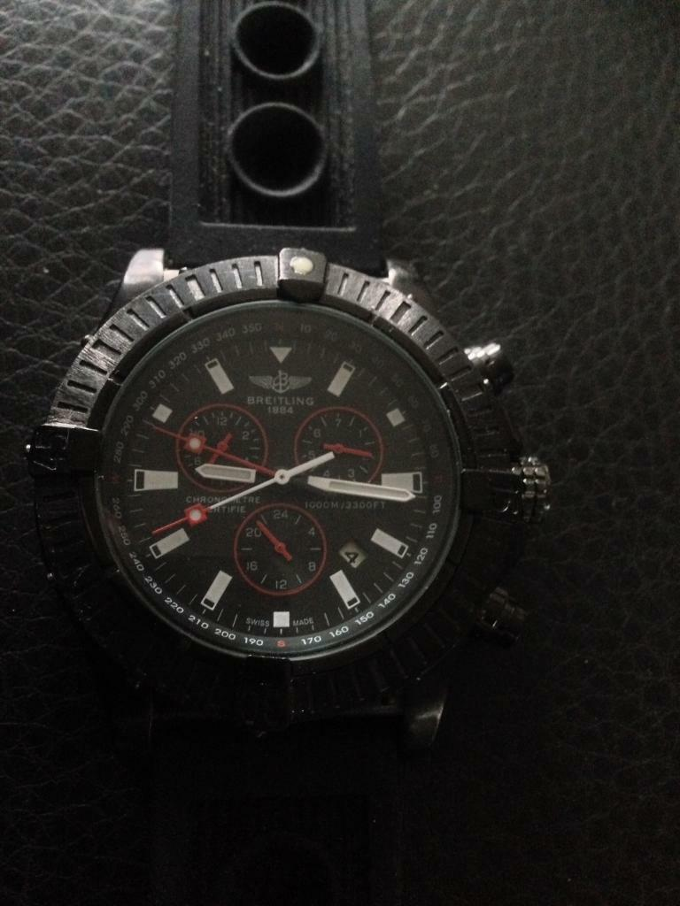 Watchin Uddingston, GlasgowGumtree - Hi am selling my brand new Breitling 1884 its automatic kinetic with sweeping hand movement the watch in the picture is the watch you will receive
