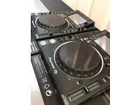 WANTED PIONEER CDJ 2000 DJM 900 DDJ XDJ NEXUS