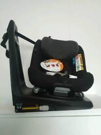 NEW Maxi Cosi AxissFix I-size Rotating Dualfix Spin Car Seat RRP £300