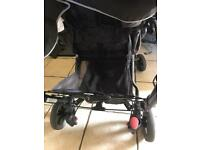 Mothercare Curv pushchair and car seat