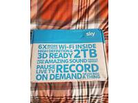 2TB Sky Plus HD brand new