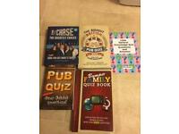 Quiz books