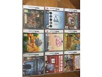 9 DS games
