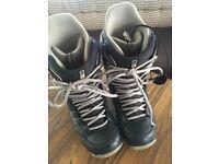 Burton Boots size 8-9