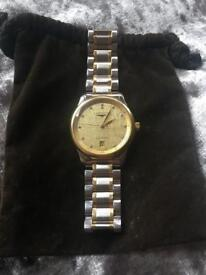 Mens Longines master collection watch