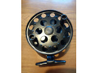 "Centrepin Reel - Lewtham Leeds 4"" (Reduced for quick sale)"