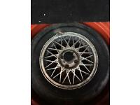 BMW E30 full size spare alloy bbs