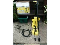 KARCHER USED 3 TIMES COST £100.