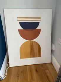 100cm x 80cm Canvas