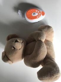 Prince lion heart back to sleep bear - womb sound