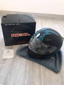 Full set of brand new Richa Women's Motorbike gear. Motorcycle Kit. New & boxed (small/medium)
