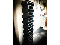 Koziol SET-UP Bottle Rack / Wine Rack Four sets of 4 pieces, Modular Made In Germany