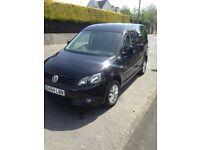 Volkswagen, CADDY, Panel Van, 2014, Manual, 1598 (cc)