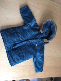 Winter Coat, Baby Gap, 6-12 months.