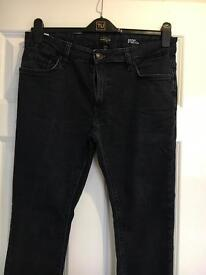 "River Island Men's Jeans 32"" waist"