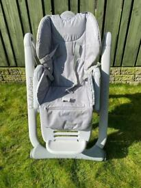 Chicco polly 2 start high chair