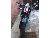 Super motor 125 learner legal 15
