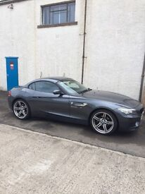 Fantastic BMW Z4 M Sport for sale. One owner from new with 2 years all inclusive servicing remaining