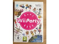 WII Nintendo Wii Party