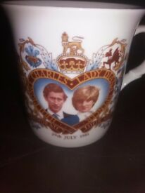 The royal family mug