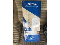 Electric shower Triton Cara New