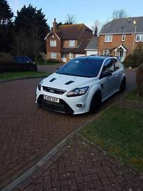 Ford Focus Rs, one of a kind, 400bhp