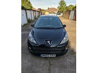 Peugeot 207 Envy, 6 years old, Great condition, Women owner, 45000 miles, electric windows