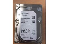 50x 8TB Seagate Hard Drives (internal & external available)